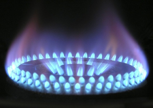 como limpiar el quemador de una estufa de gas exterior de terraza